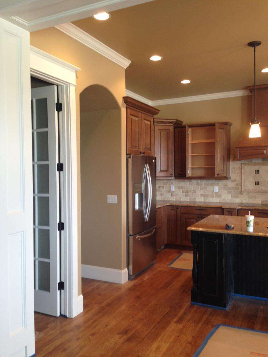 A Affordable Painting Kitchen Cabinet Painting