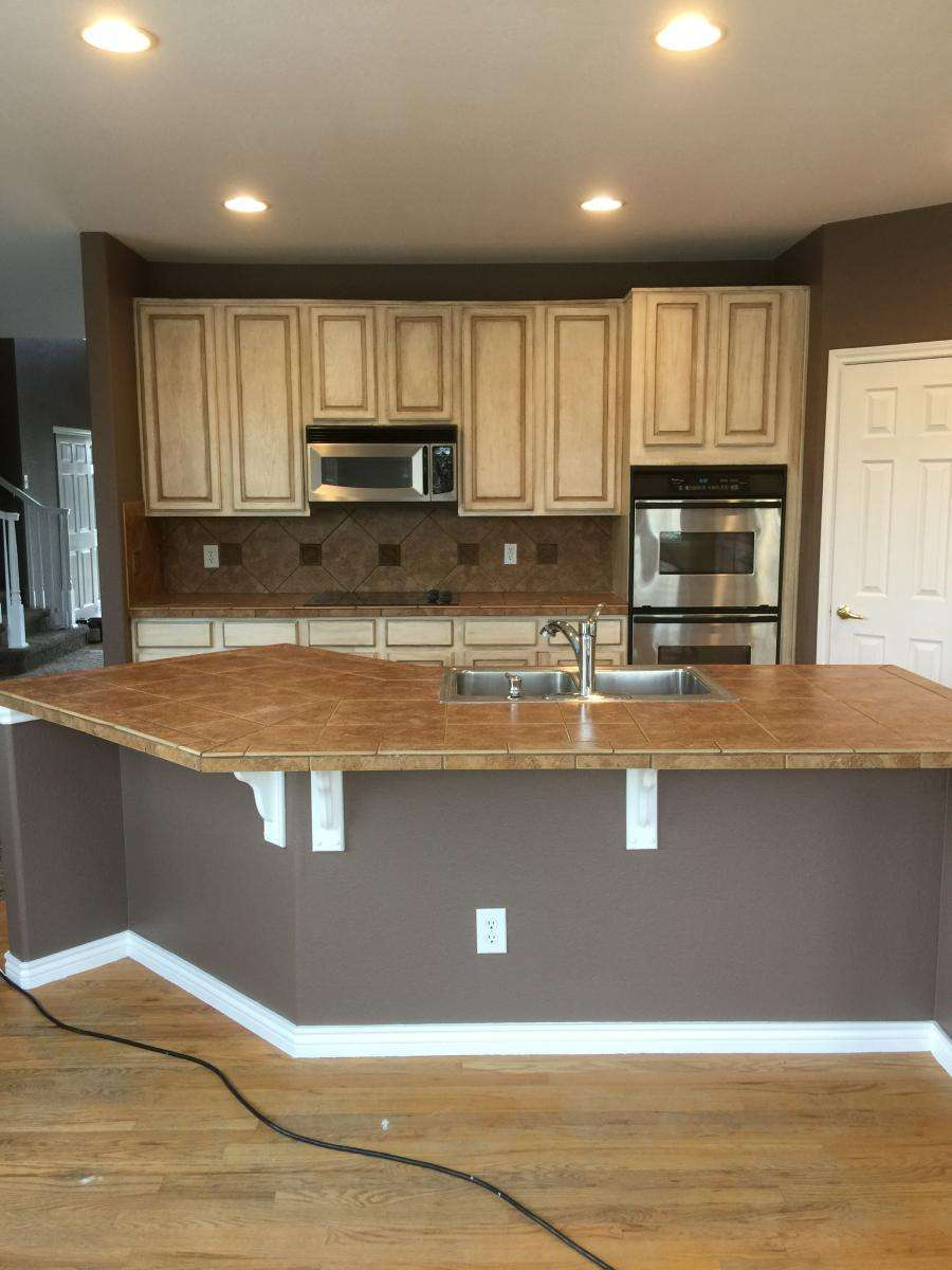 A Affordable Painting Kitchen Painting
